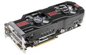 Picture of ASUS HD7950-DC2T-3GD5 Radeon HD 7950 3GB 384-bit GDDR5 PCI Express 3.0 x16 HDCP Ready CrossFireX Support Video Card