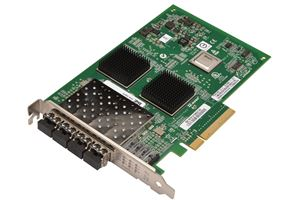 Picture of IBM 00FX604 QLE2564 Quad Port 8Gb Fibre Channel to PCI Express Adapter