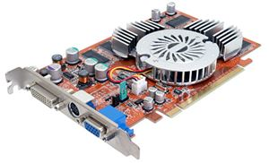 Picture of ABIT RX300SE-GURU Radeon X300SE 128MB 128-Bit DDR PCI Express x16 Video Card
