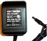 Picture of GENERIC 48A-18-900 18VAC 900mA  AC Power Adapter