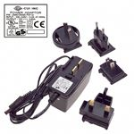 Picture of CUI INC DMS120085-P5-IC 12VDC 0.85A  AC Power Adapter