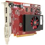 Picture of HP 637184-001 Radeon HD 6570 1GB DDR3 PCIe x16 DP DVI Video Card