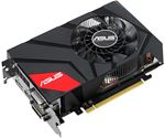 Picture of ASUS GTX970DCMOC4GD5 NVIDIA GEFORCE GTX 970 OC 4GB GDDR5 PCI EXPRESS VIDEO CARD.