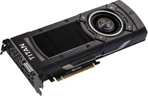 Picture of NVIDIA 900-1G600-0000-000 GeForce GTX TITAN X 12GB 384-Bit GDDR5 PCI Express 3.0 HDCP Ready SLI Support Video Card
