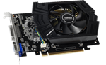 Picture of ASUS GT740-OC-2GD5 NVIDIA GEFORCE GT 740 2GB DDR5 PCI-E 3.0 GRAPHICS CARD.