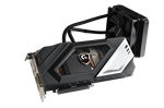 Picture of GIGABYTE GV-N98TXTREME W-6GD NVIDIA GEFORCE GTX980 TI WATERFORCE 6GB GDDR5 PCI-E 3.0 ATX XTREME GAMING GRAPHICS CARD