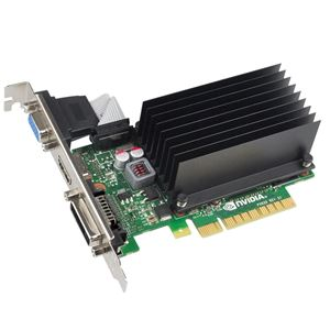 Picture of EVGA 02G-P3-2724 KR NVIDIA GEFORCE GT 720 2GB 64-Bit DDR3 PCI Express 2.0 x 8 DVI HDM VGA GRAPHICS CARD.