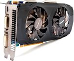 Picture of GIGABYTE GTX460OC1GD5 NVIDIA GEFORCE GTX 460 1GB GDDR5 PCI E VIDEO CARD FOR APPLE MAC PRO.