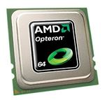 Picture of AMD 4162 EE OPTERON SIX-CORE 1.8 GHz 6 MB CACHE HT3 D1 32 W SOCKET C32 CPU PROCESSOR