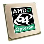 Picture of AMD 1354 OPTERON QUAD-CORE 2.2 GHz 4 MB CACHE HT1 B3 75 W SOCKET AM2 CPU PROCESSOR