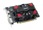 Picture of ASUS R7250-1GD5-V2 Radeon R7 250 1GB 128-bit GDDR5 PCI Express 3.0 HDCP Ready Video Card
